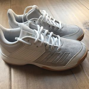Adidas Ligra Volleyball Shoes Size 3